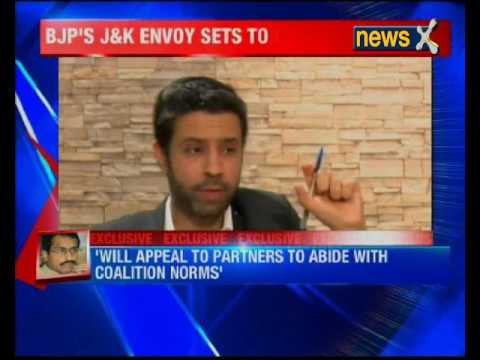 Ram Madhav speaks to NewsX exclusively on Kashmiri hindu resettlement and J&K government
