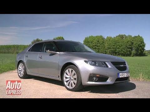 Saab 9-5 driven review - Auto Express