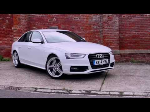 Snapshot Review: Audi A4 S Line