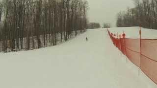 preview picture of video 'Zach - Peek'n Peak Airbag'