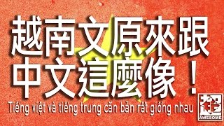 超強系列【越南文原來跟中文這麼像!】基礎越語-實用單字