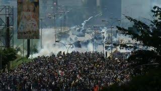 Venezuela 20 de mayo | Así fue la marcha y protesta contra el gobierno de Nicolás Maduro