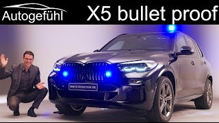 BMW X5 Protection VR6 armored SUV REVIEW - Autogefühl