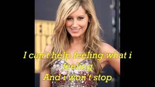 Ashley Tisdale - We'll be together - Lyrics