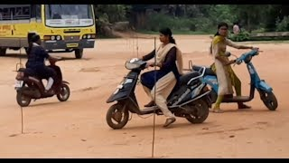 PART II / Common mistakes   While TWO WHEELER practice   lets try to correct, National INSTITUTE