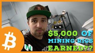 Rig fur Bitcoin Mining Price