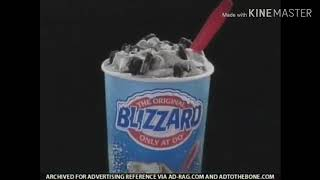 Dairy Queen Lips Commercial Compilation