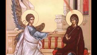 The Akathist - Akathistos Arabic - Ἀκάθιστος - المدائح
