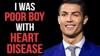 How Cristiano Ronaldo Beat Heart Disease And Became The Best – Motivational Success Story