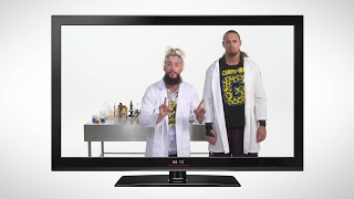 Enzo and Cass show you how to connect to WWE Network