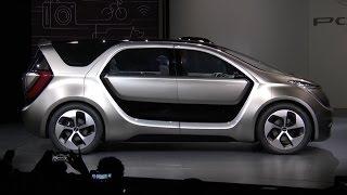 Chrysler Portal Concept: CES 2017 Press Conference (Full)