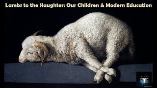 Lambs to the Slaughter Our Children & Modern Education by Shaykh Hamza Yusuf