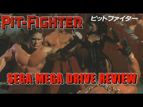 Pit-Fighter Review (SEGA Mega Drive/Genesis) - ピットファイター