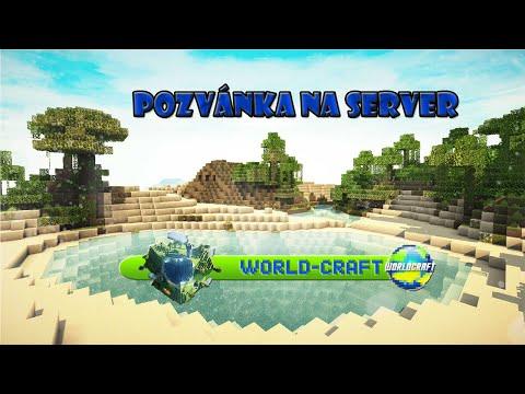 Minecraft nábor Admin Teamu a pozvánka na server WorldCraft (1.7.5y1.7.9,1.7.10,1.8)