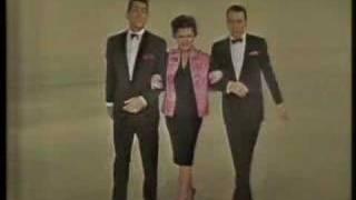 judy garland, frank sinatra and dean martin