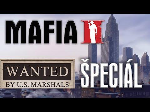 MAFIA 2 - VŠETKY ZATYKAČE (Wanted posters) | ŠPECIÁL | SK/CZ | George