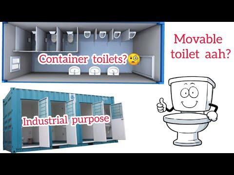 Prefabricated Workman Toilet