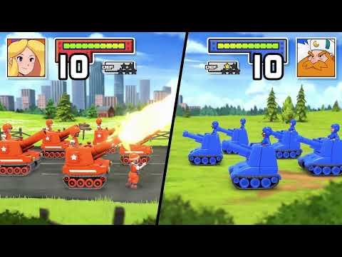 Видео № 0 из игры Advance Wars 1+2: Re-Boot Camp [NSwitch]