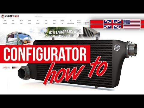 Wagner Tuning -  Configurator - How to - Video (Englisch)
