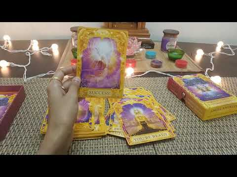 Angel Answers Oracle Cards by Doreen Virtue and Radleigh Valentine Deck Review