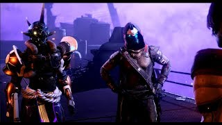 Destiny 2 Forsaken Campaign DLC w/Crew Funny Moments | SLAPTrain