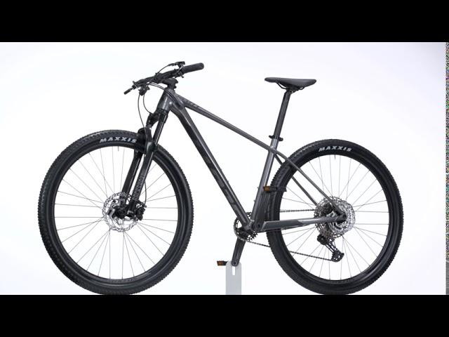 Видео Велосипед Scott Scale 965 Grey
