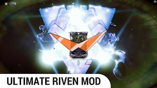 [Warframe] the True Power of RIVEN MODS; Sentinel does mission SOLO