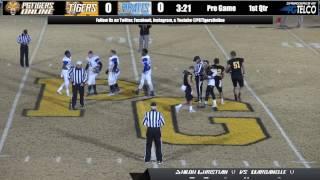 Prairie Grove (48) vs Gosnell (26) 2016
