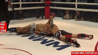 KAZ DENIS MUTSNEK VS ABDULKHAMITOV UZB [V WORLD MMA CHAMPIONSHIP ASTANA KAZAKHSTAN]