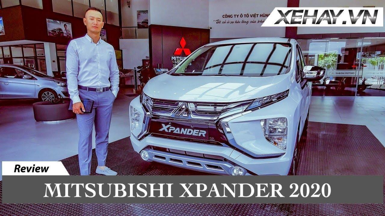 Chi tiết Xpander 2020 - Nâng cấp Giá Không Đổi
