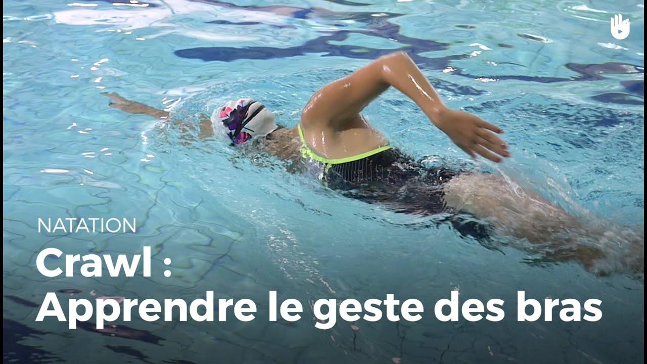 comment maigrir avec la natation