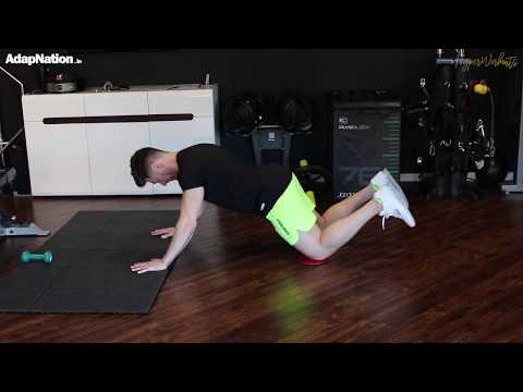 Bodyweight Pull-over with Sliders