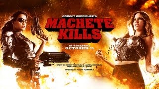 Machete Kills Full Length Trailer 2