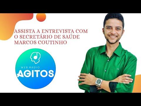 ENTREVISTA SCRETÁRIO SAÚDE DE PONTO BELO