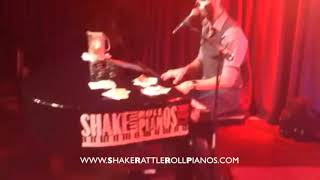 Shake Rattle & Roll Dueling Pianos Video of the Week - Halloween 2017!