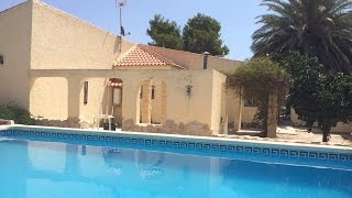preview picture of video 'Bargain 5 bed property near Dolores Spain ref: DOL Lorna'