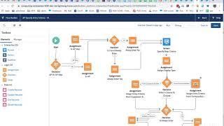 Salesforce Flow Formula Builder and Expression Builder Flow Screen Components