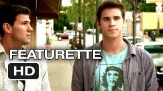 Teresa Palmer (Тереза Палмер), Love and Honor Featurette #1 (2013) - Liam Hemsworth, Teresa Palmer