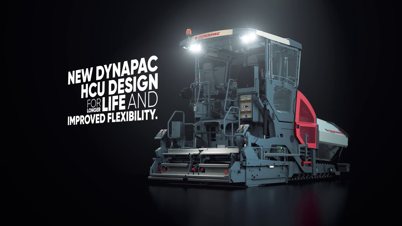 Dynapac V6000TH-E