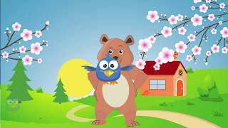 Аю Әні   Bear Song   Песня про медведя [Torghai-TV]