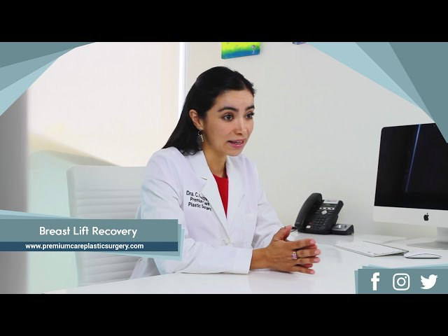 Breast Lift Recovery