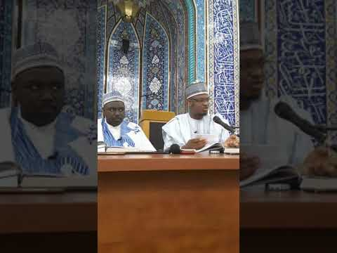 DAY 20 RAMADAN TAFSIR 2018 - SHEIKH ISA ALI PANTAMI (VIDEO)