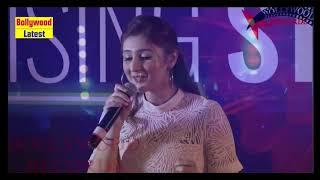 Neha Kakkar & Dhvani Bhanushali    Latest Live Show   Killing Performance 2018 1