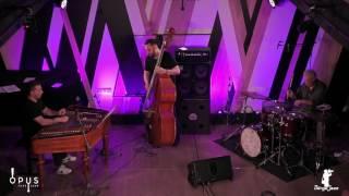 Cimbiózis Trió OPUS Jazz Club #1 2017. 05.  30.