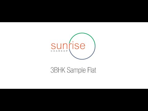 3D Tour of Dhaval Sunrise Charkop