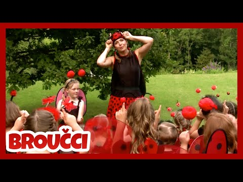 Míša Růžičková - Broučci (Minidisko Cvičíme s Míšou 6)