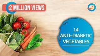 14 Anti-diabetic Vegetables