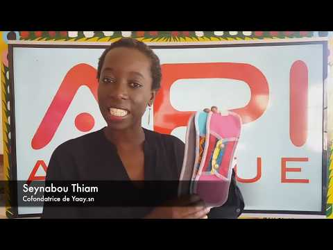 La serviette hygiénique réutilisable ApiAfrique - en français