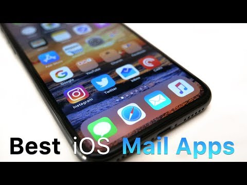 Top 3 iPhone Email Apps