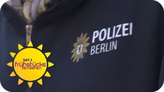 Beschiss bei Polizei-Prüfung, um eine höhere Ausländerquote zu haben? | SAT.1 TV Frühstücksfernsehen